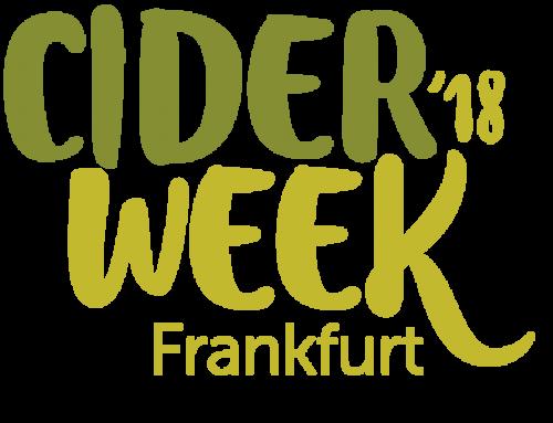CiderWeek Frankfurt 2018